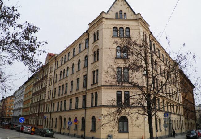 Östermalmsgatan, Stockholm
