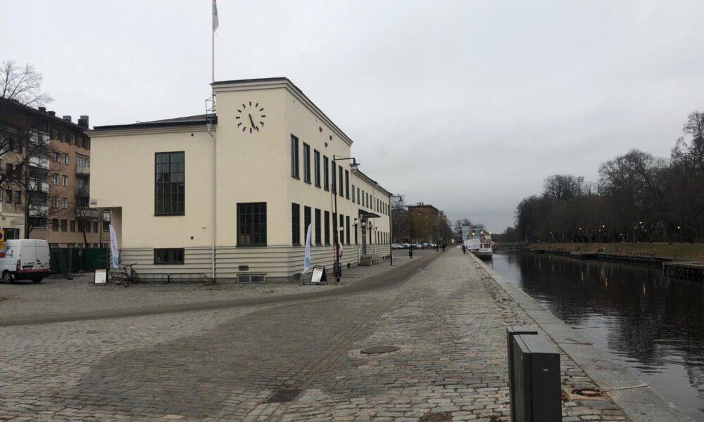 FME rustar Tullhuset i Uppsala