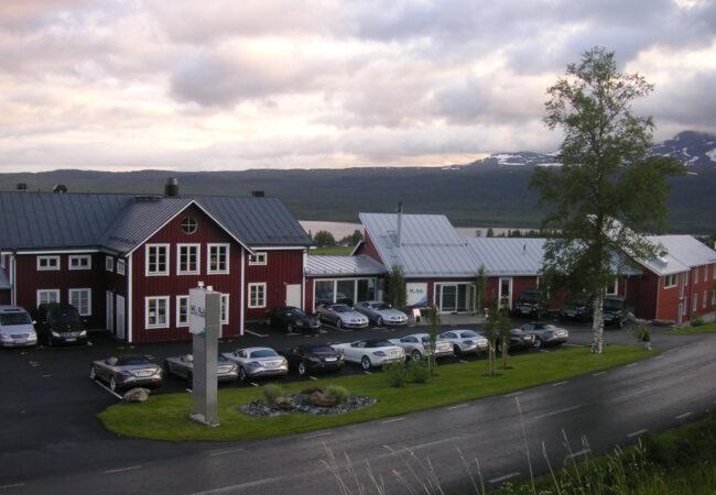 Hotell i Kall, Jämtland