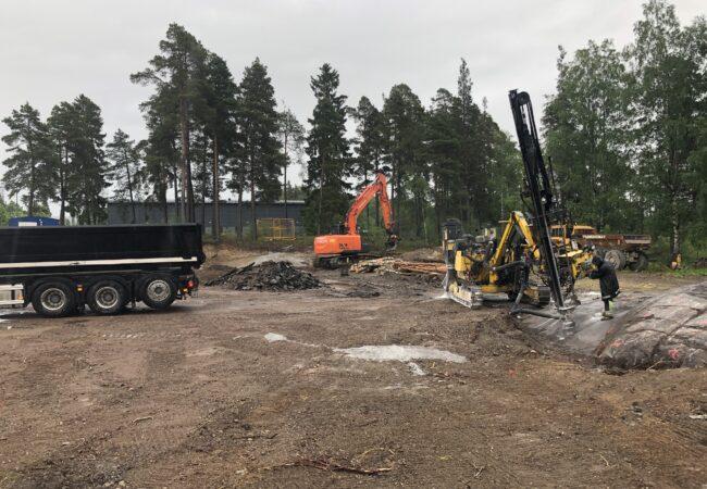 Nybyggnation Märsta / Arlandastad